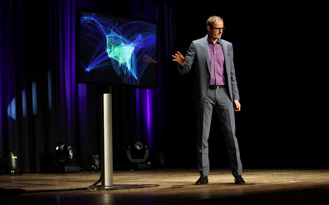 Vince Ebert – Zukunft is the Future – IQ trifft KI